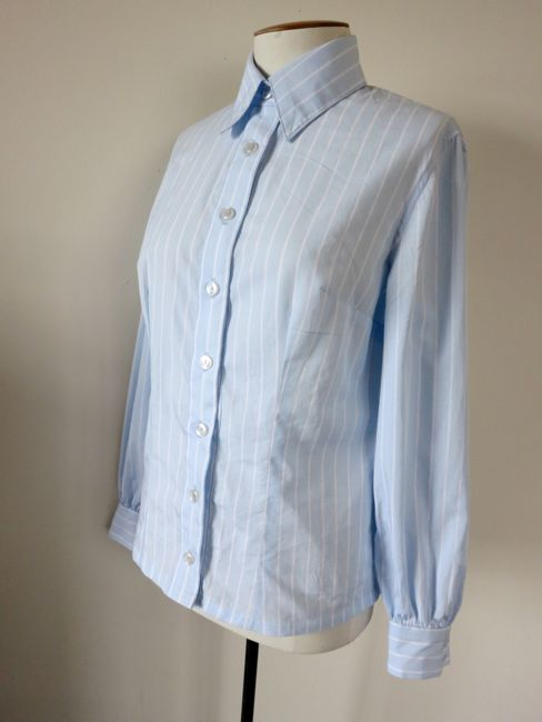 The Classic Collared Shirt thedreamstress.com