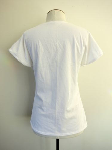 Classic white tee, thedreamstress.com