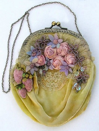 Vintage bag, probably early 20th century