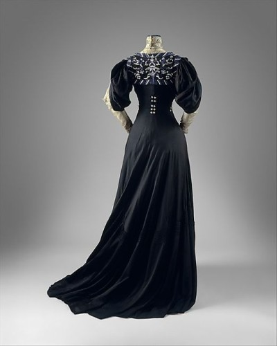 Dress, Jeanne Hallée  (French, 1880–1914), Metropolitan Museum of Art