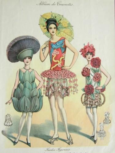 Fancy dress, 1920s