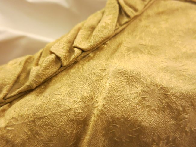 Dress, 1st quarter of the 19th century (with alterations), Honolulu Museum of Art