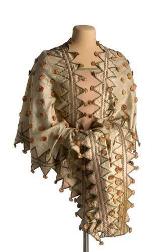 Wrap (fichu-pelerine), 1800-1810, Museu del traje