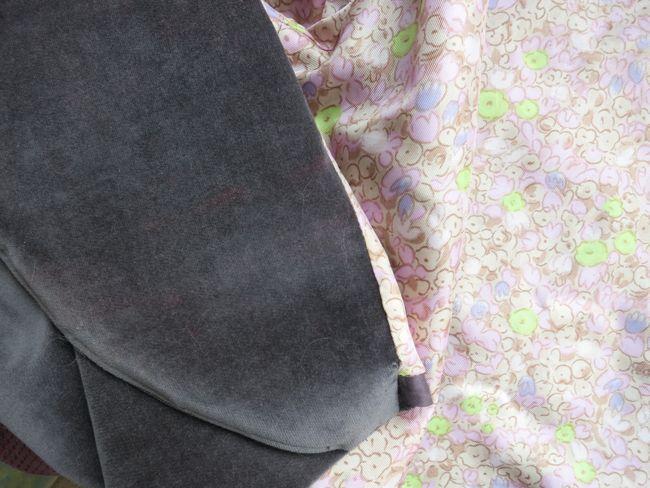 Roll-Collar jacket thedreamstress.com