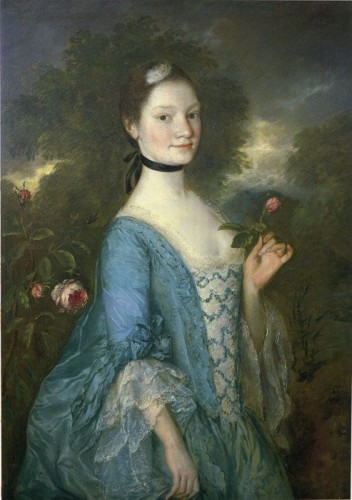 Lady Innes, Thomas Gainsborough, 1757