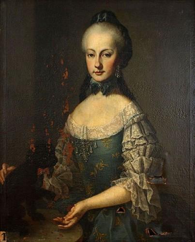 Archduchess Maria Elisabeth of Austria (1743–1808), 1760s
