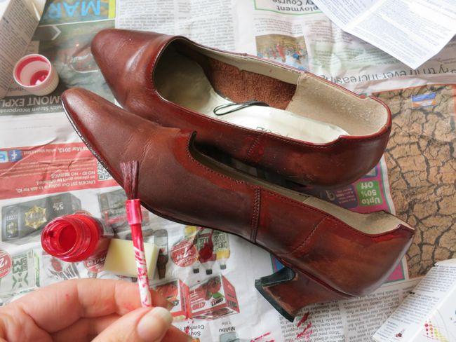 Shoe Repair Classes
