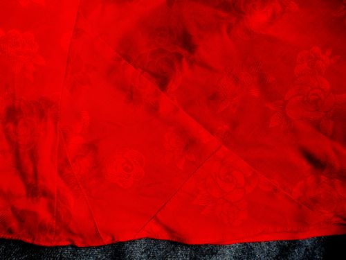 M6446 Modern Red Riding Hood Cape thedreamstress.com