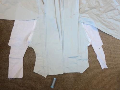 1760's robe à la française thedreamstress.com