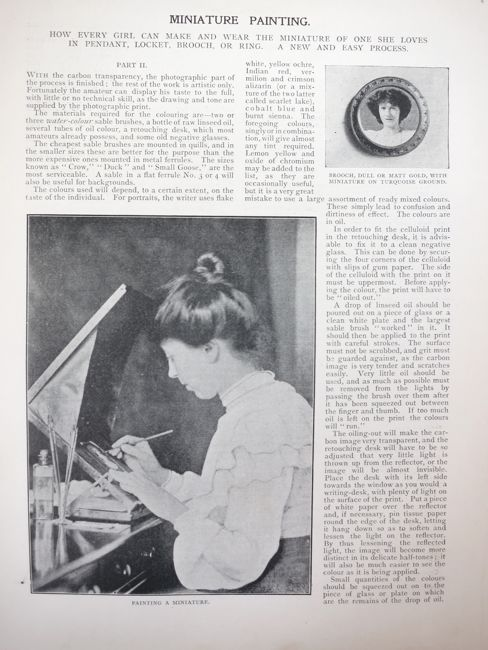 Girls Own Paper, 1905-7, thedreamstress.com