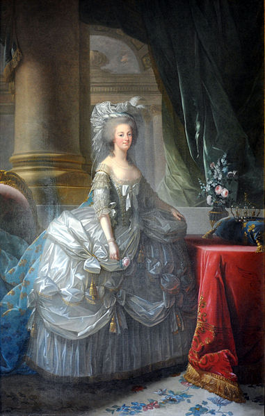 Louise Élisabeth Vigée Le Brun (1755–1842)   Description English- Marie Antoinette of Austria, Queen of France (1755-1793), 1783