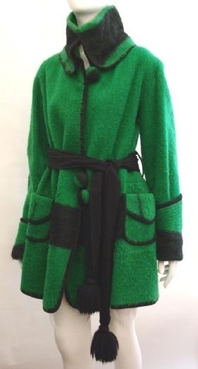 Early 1920s Bay Blanket Coat