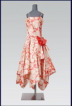Evening dress, Jeanne Lanvin, mid 1920s, Drexel CC