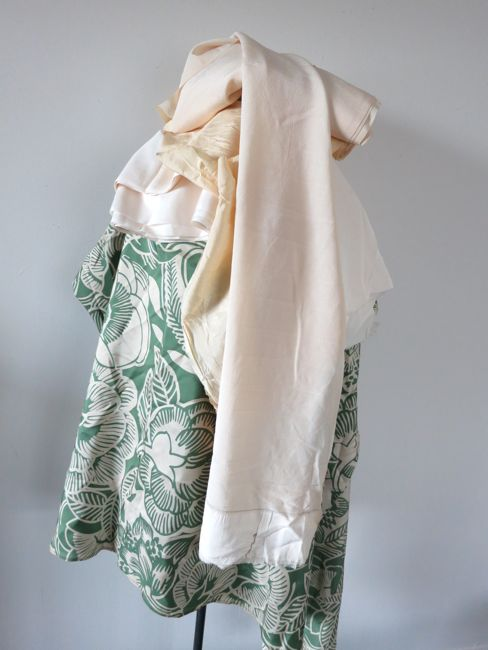 Dufy inspired fabric thedreamstress.com