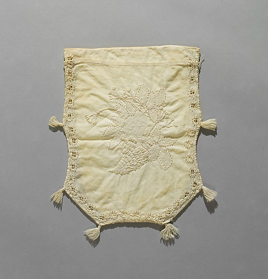 b5253f7d45 Embroidered Reticule Martha Kittredge