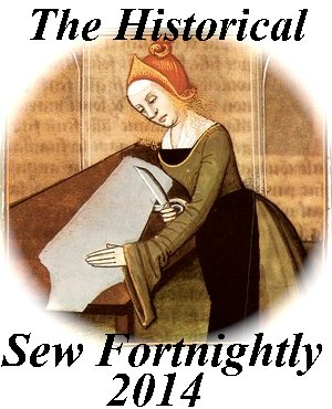 The Historical Sew Fortnightly 2014 thedreamstress.com
