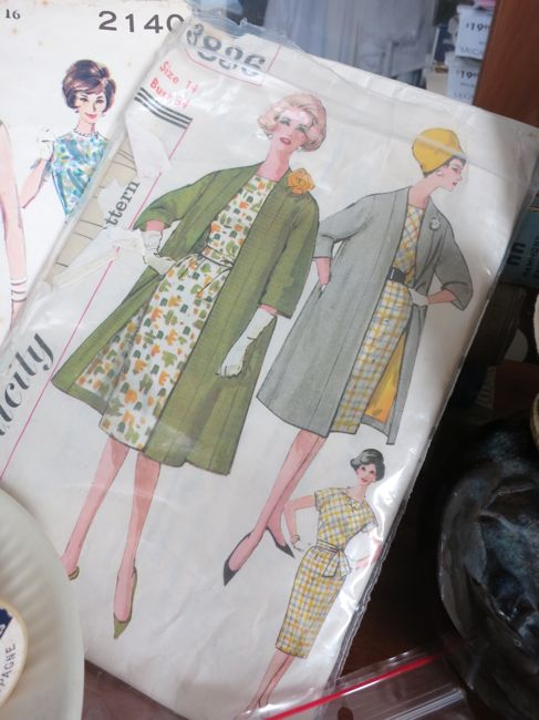Vintage Simplicity pattern thedreamstress.com