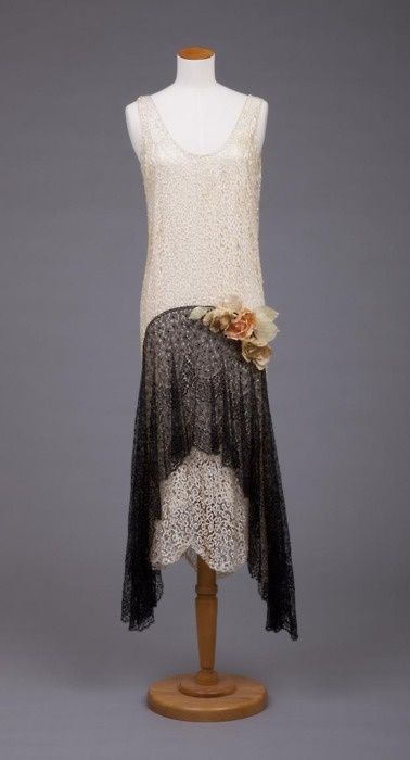 1920s dress, Callot Soers, The Goldstein Museum of Art