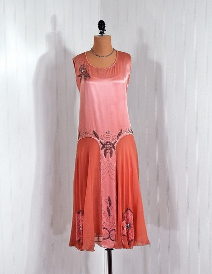 Gatsby Frocks And Garden Party Frocks 20s 30s Dress Design The