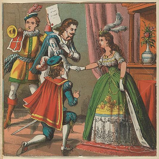 Dean & Son Cinderella, Datec. 1875