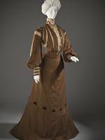 Dress, France, 1900, LACMA
