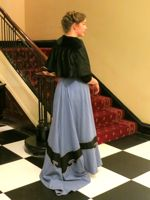1903 Chinoiserie skirt thedreamstress.com
