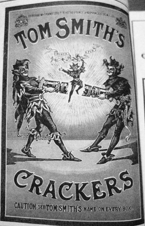Christmas Crackers, Girls Own Paper1911