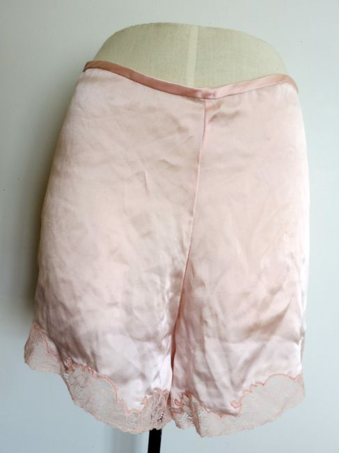 Reproduction 1930s tap pants thedreamstress.com