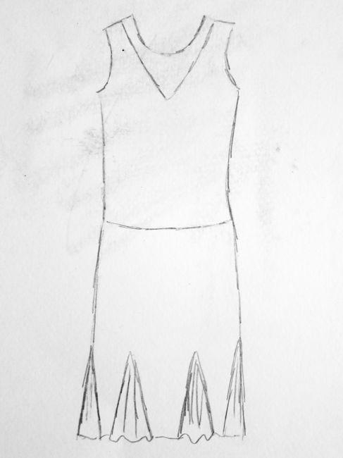 1920s & 30s frock designs thedreamstress.com