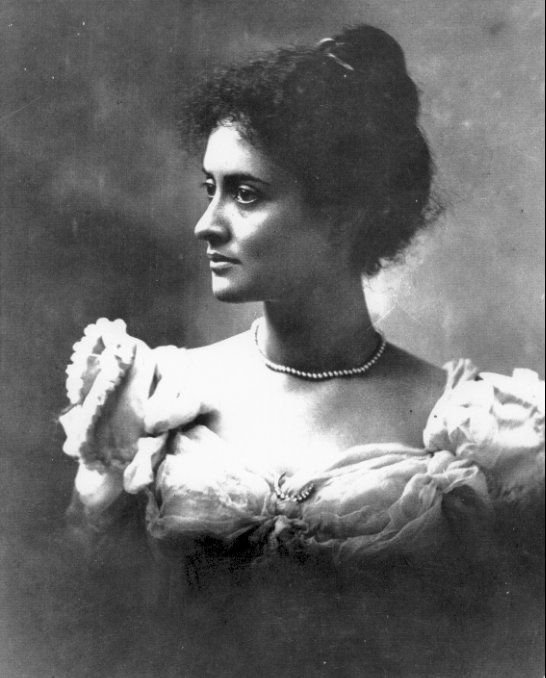 Portrait of Princess Victoria Kaiulani