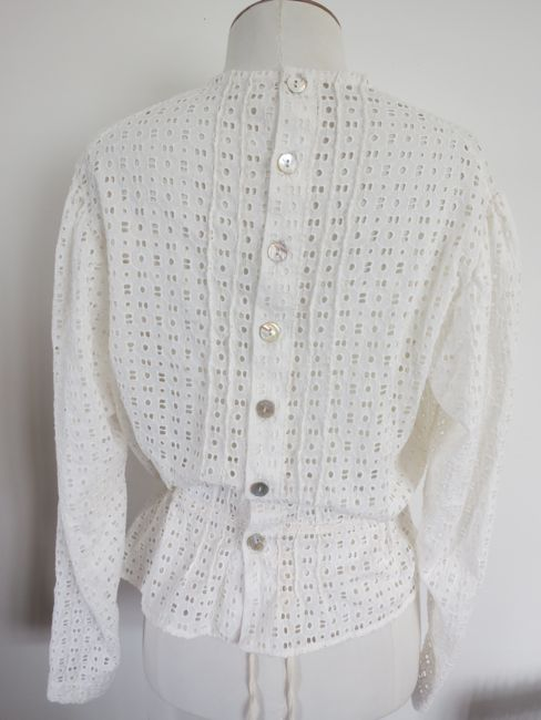 1900s Time Lady blouse thedreamstress.com