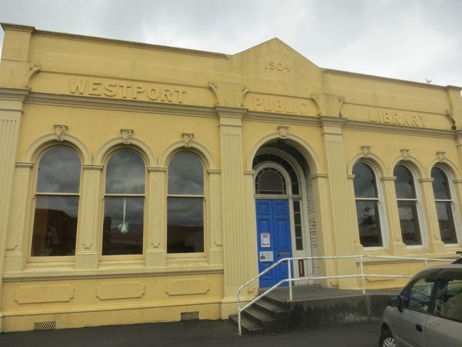 Westport Library, New Zealand