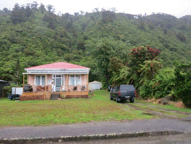 House, West Coast, New Zealand