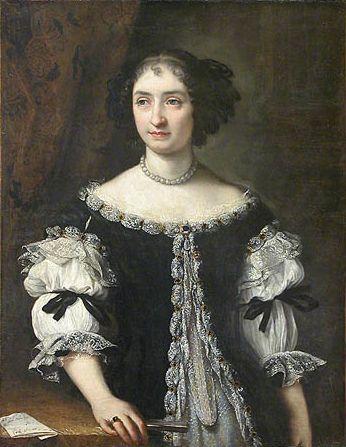 Maria Maddalena Rospigliosi (1645–1695) by Carlo Maratta, ca. 1663