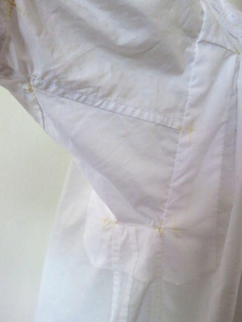 Simplicity 9769 1860s chemise