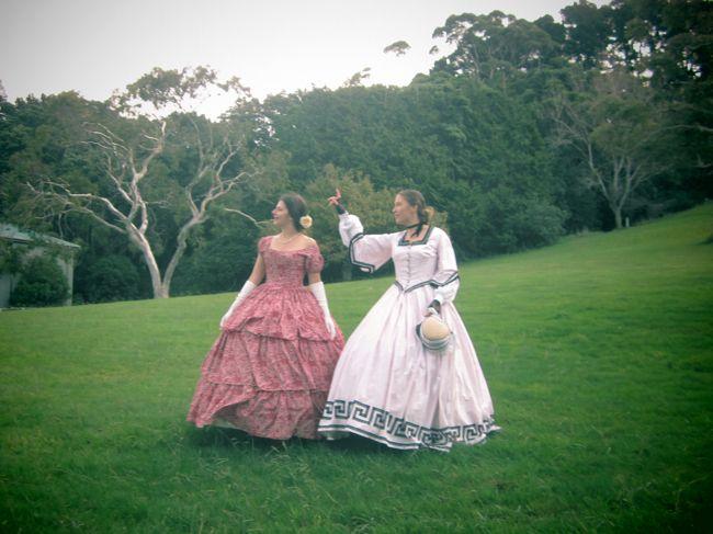 1850s & 60s dresses thedreamstress.com