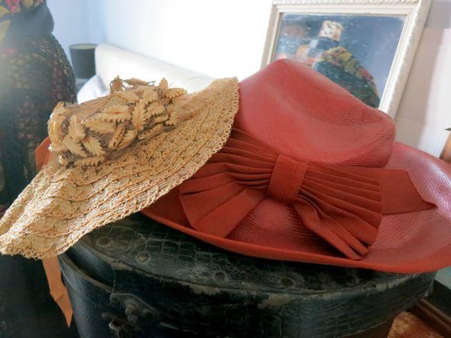 1930s & 40s hats thedreamstress.com