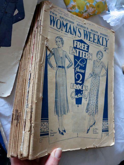1930s fashion magazines thedreamstress.com