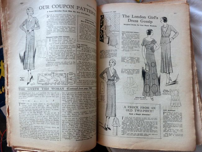 1930s fashion magazines thedreamstress.com