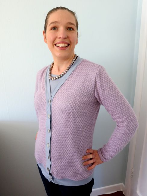The Mackenzie Cardigan, thedreamstress.com