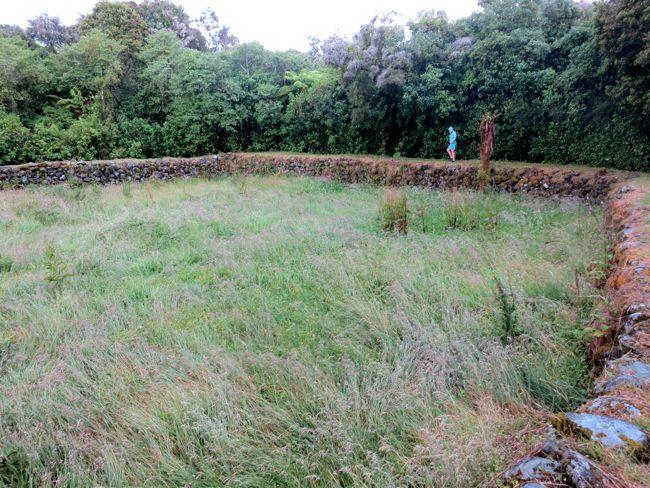 The historic swimming baths at Kumara