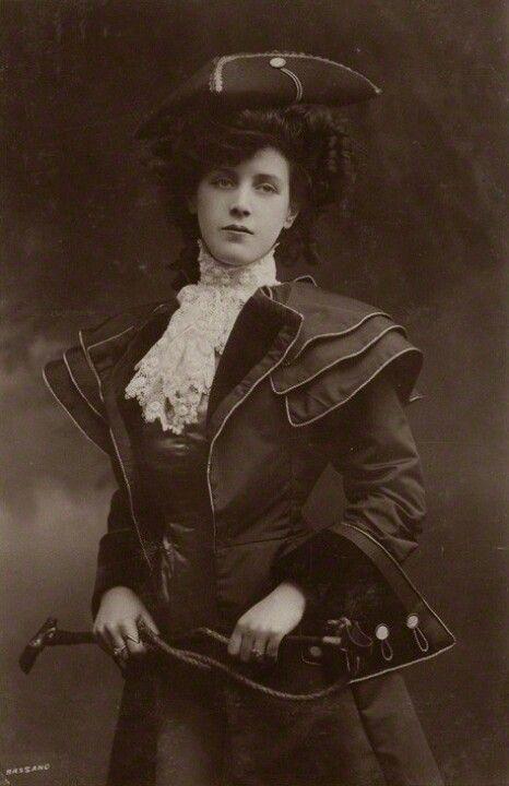 Clarice Mayne by Bassano - 1910s