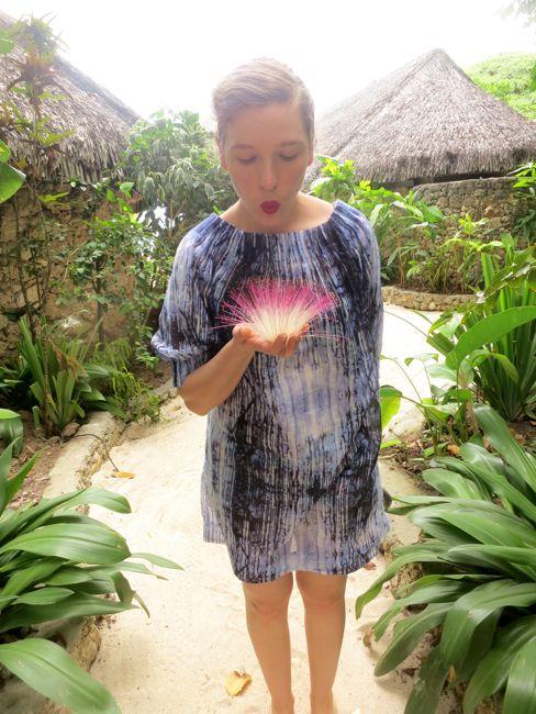 Henrietta Maria in Paradise dress thedreamstress.com