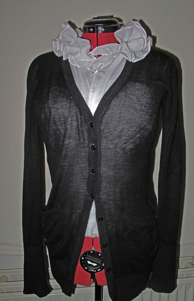 Lisa's Regency chemisette HSF '14