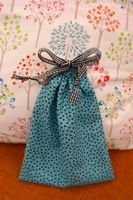 How to Sew a Drawstring Bag thedreamstress.com