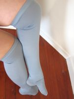Making your own seamed stockings thedreamstress.com