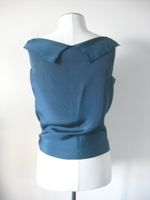 How to make the 'Deco Echo' 1930s inspired blouse thedreamstress.com