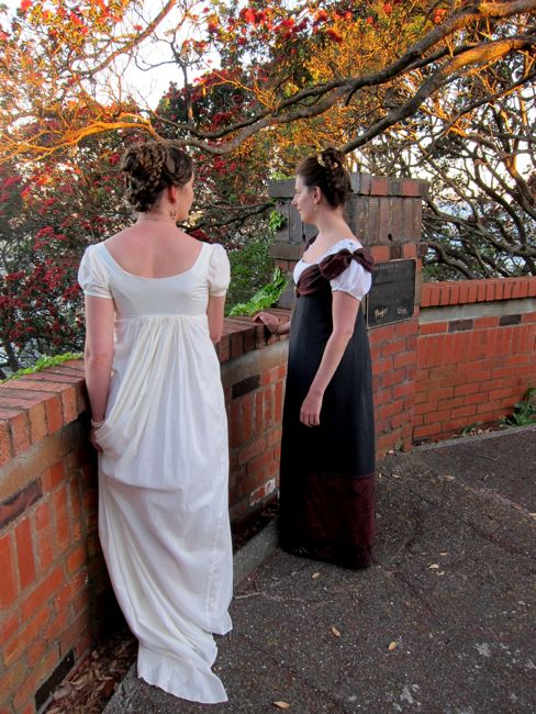 Regency dresses thedreamstress.com