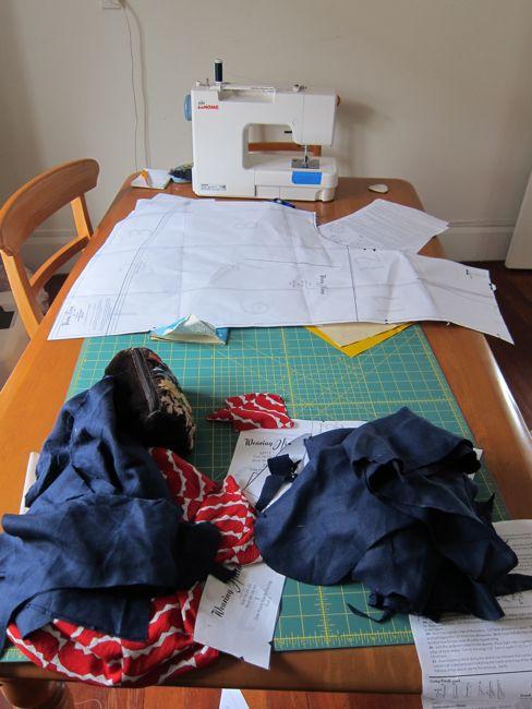 Art Deco Sewing thedreamstress.com1