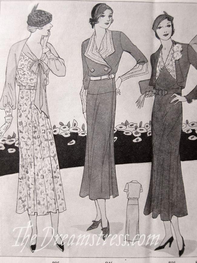 1932 Fashion Service Mag thdreamstress.com2